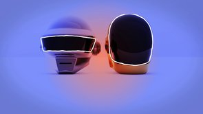 5-Second Project Daft Punk